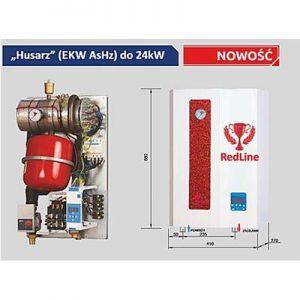 Kotły elektryczne wodne ELTERM 2 funkcyjne
