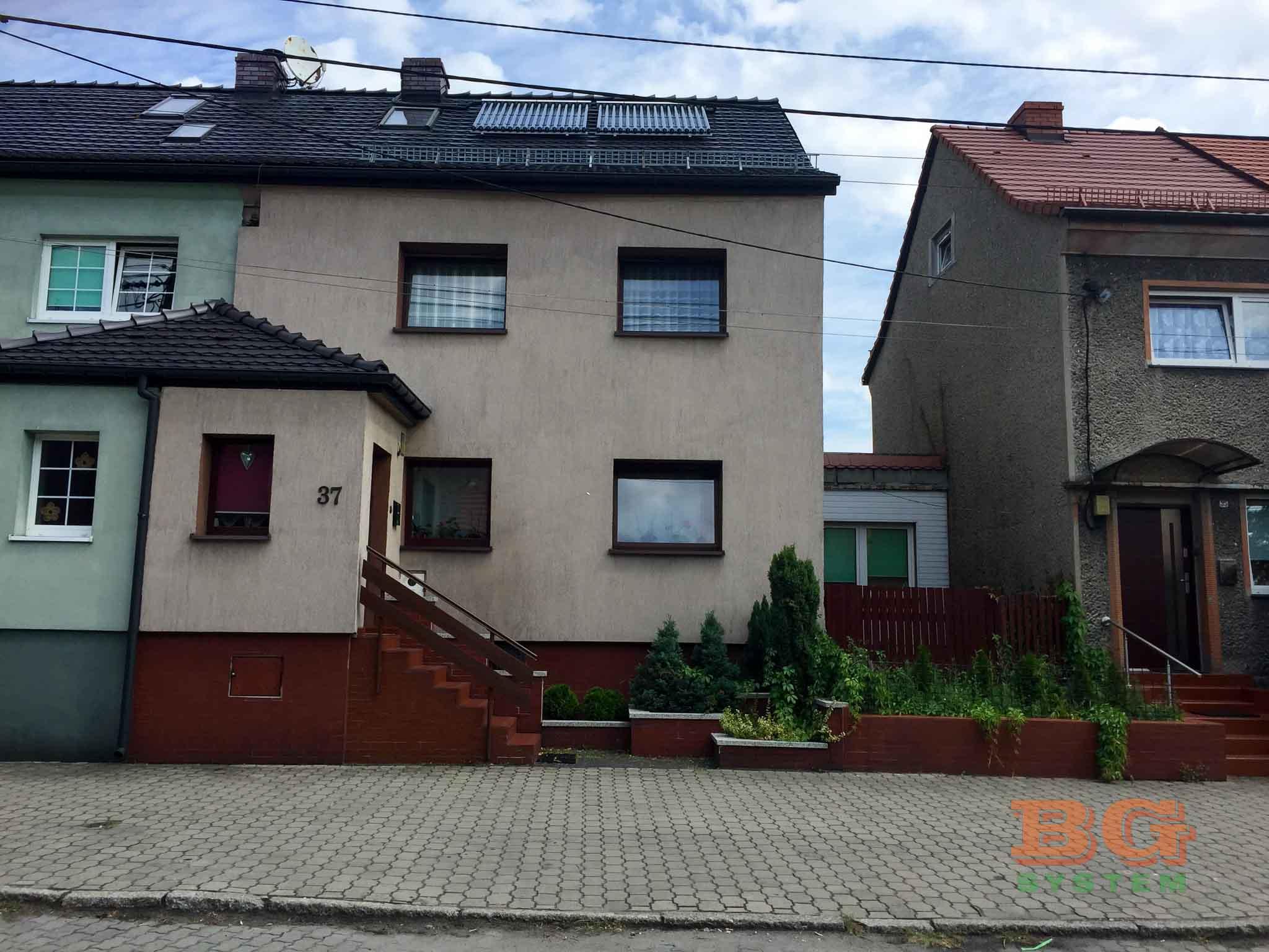 Inwestycja PONE, ul. Struga w Zabrzu, wykonawca – BG System