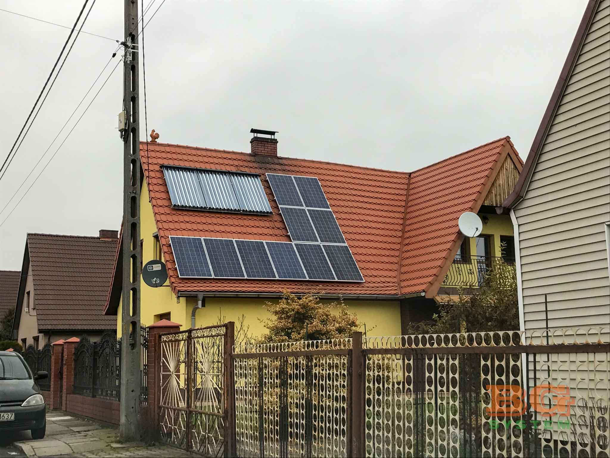 Inwestycja PONE, ul. Zygmunta Augusta w Zabrzu, wykonawca – BG System
