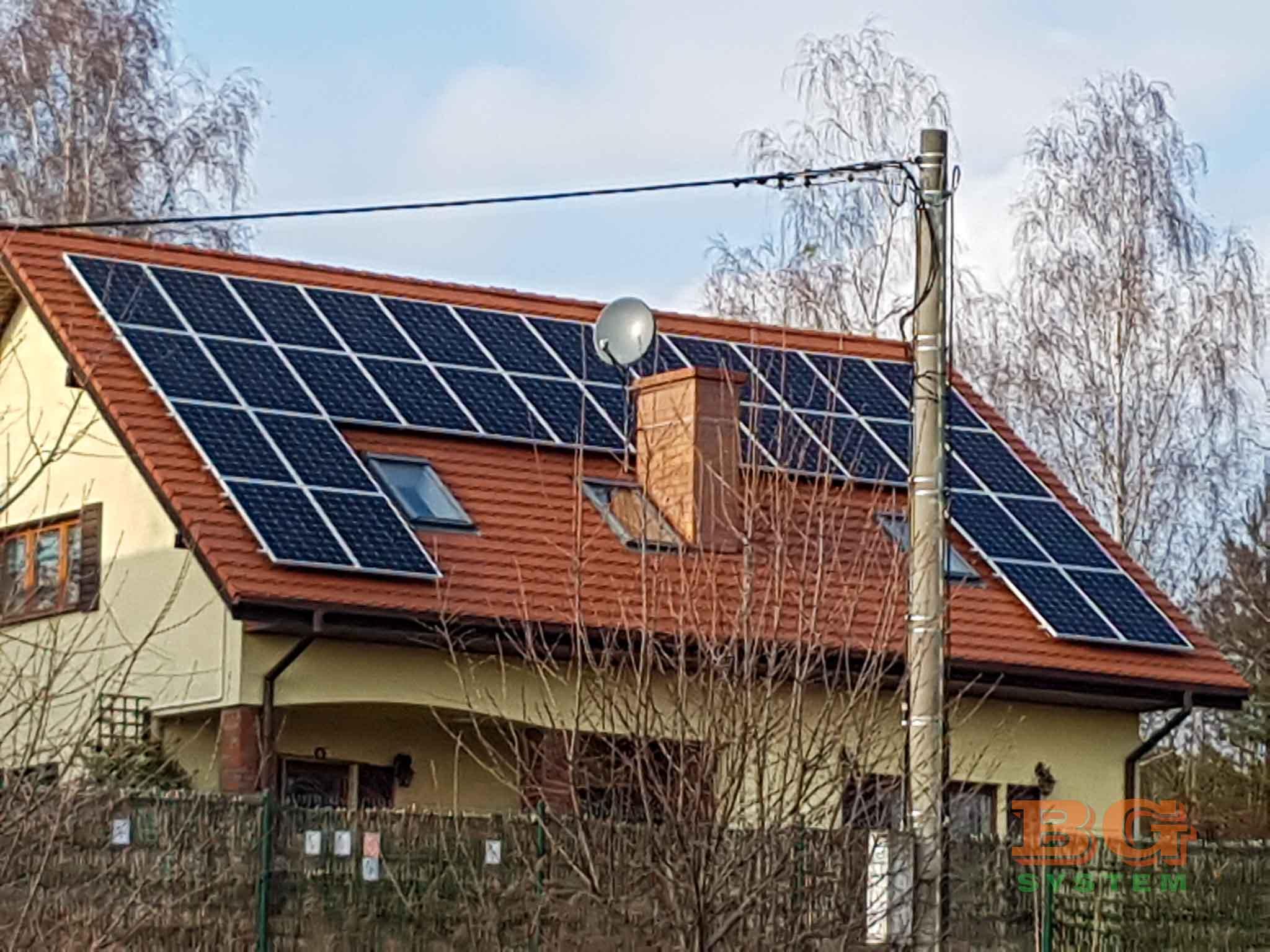Inwestycja PONE, ul. Blachówka w Bytomiu, wykonawca – BG System