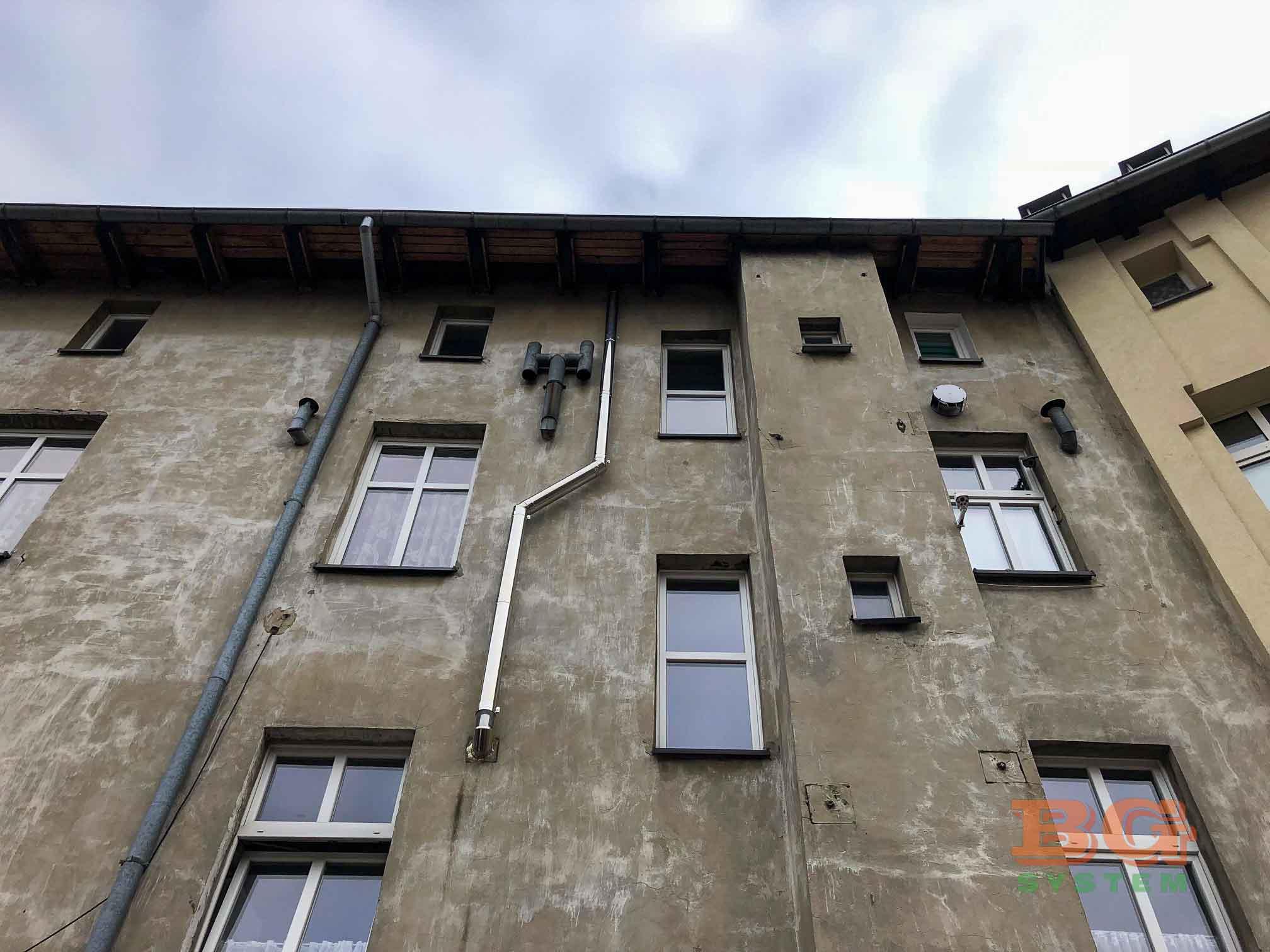 Inwestycja PONE, ul. Piwna w Gliwicach, wykonawca – BG System
