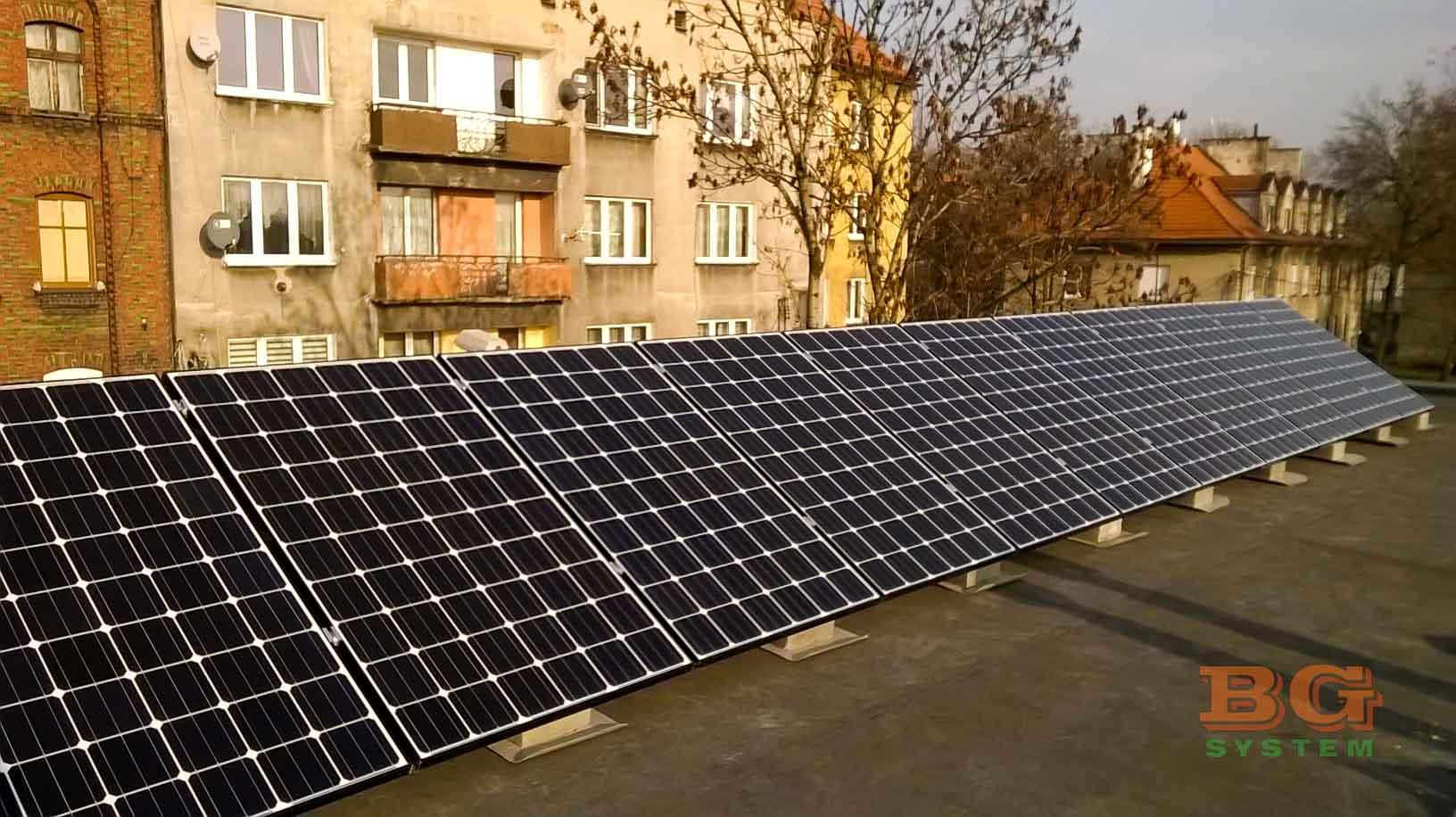 Inwestycja PONE, ul. Grunwaldzka w Zabrzu, wykonawca – BG System